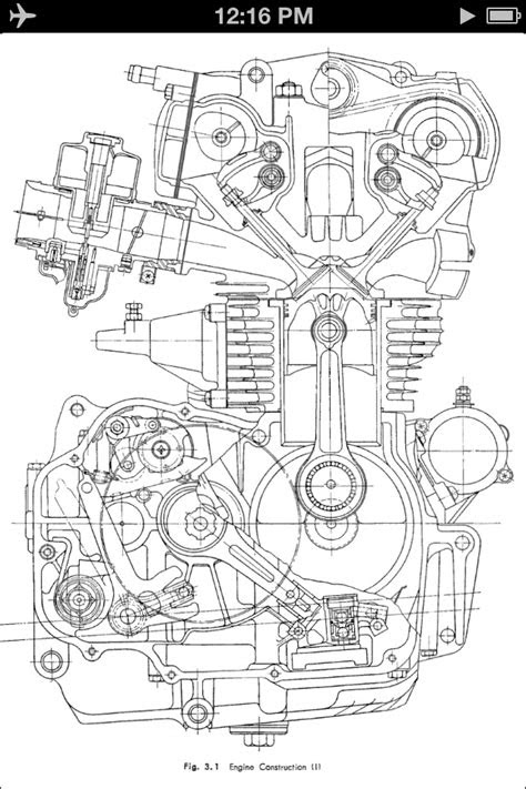 Pin by Man & Motor on fotos | Motor engine, Bike engine