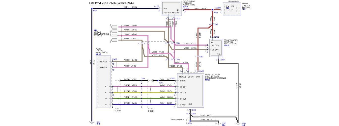 20 Elegant 2003 Ford Explorer Radio Wiring Diagram Pdf