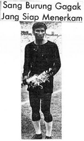 Rony Pasla - Kiper Legendaris Timnas Indonesia