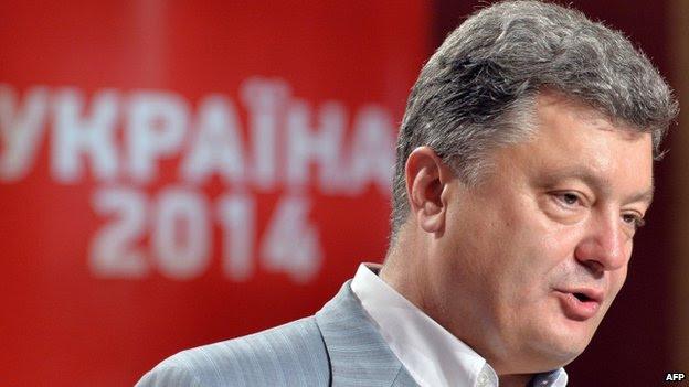 Petro Poroshenko. Foto: 26 de maio de 2014