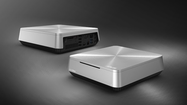 ASUS' new ViVoPC mini PC can take up to 16GB of RAM, your choice of Intel CPU