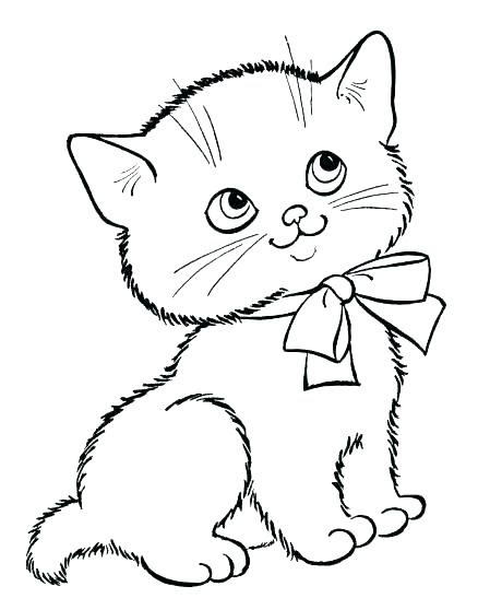 puppy and kitten drawing 4