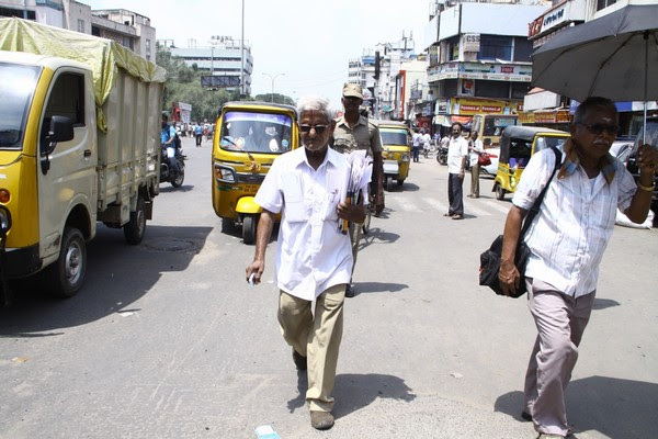Image result for traffic ramaswamy