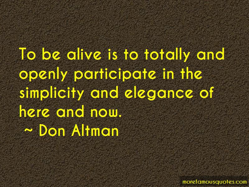 Quotes About Simplicity And Elegance Top 32 Simplicity And Elegance