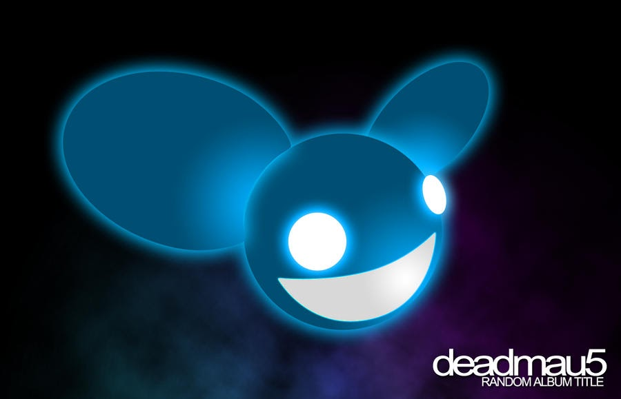 Deadmau5 Deadmau5 Blue Wallpaper