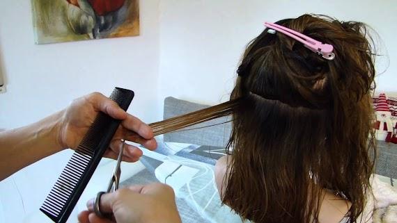 Neu Emo Frisuren Mit Schrägem Pony Und Stufenschnitt