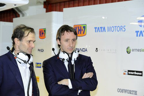 Luis Pérez-Sala y Saúl Ruiz de Marcos