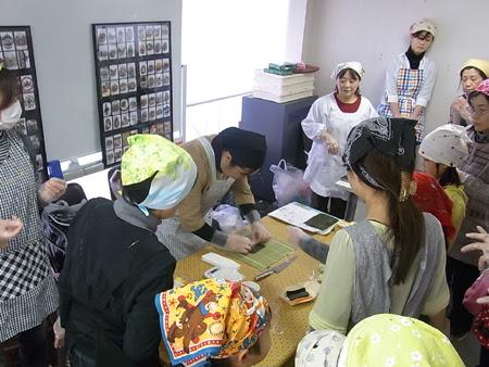 節分,飾り巻き寿司体験教室