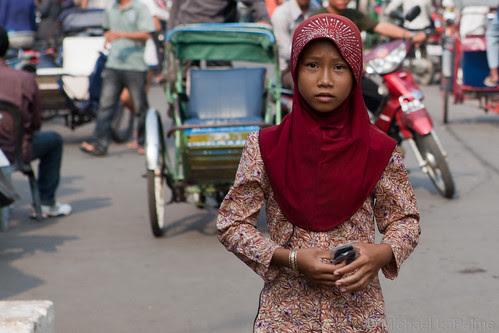 Phnom Penh, Cambodia by Michael LaPalme