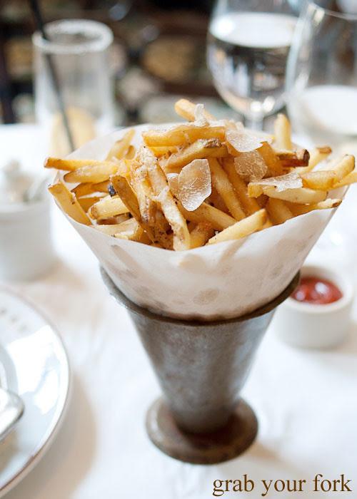 summer truffle fries at bouchon bistro beverly hills la los angeles