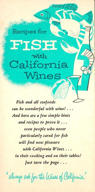 California Wines: Fish