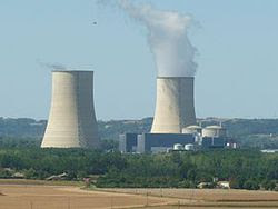 Image result for CENTRALE NUCLEARE