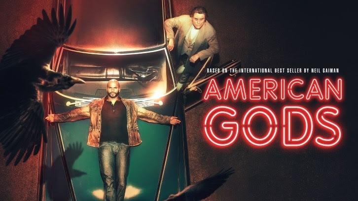 American Gods - Episode 1.08 - Come to Jesus (Season Finale) - Promo, 5 Sneak Peeks & Synopsis