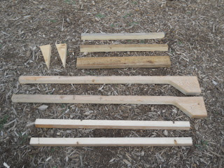 Goat Milking Stand Parts List