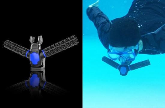 Επανάσταση στις καταδύσεις: καινοτόμα συσκευή προσφέρει 45 λεπτά υποβρύχια αναπνοή