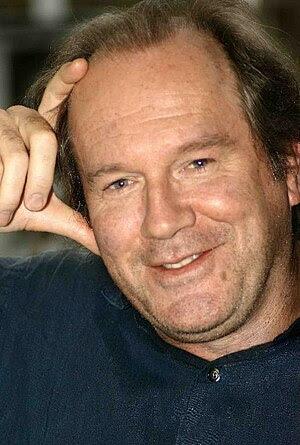 English: Portrait of the author William Boyd