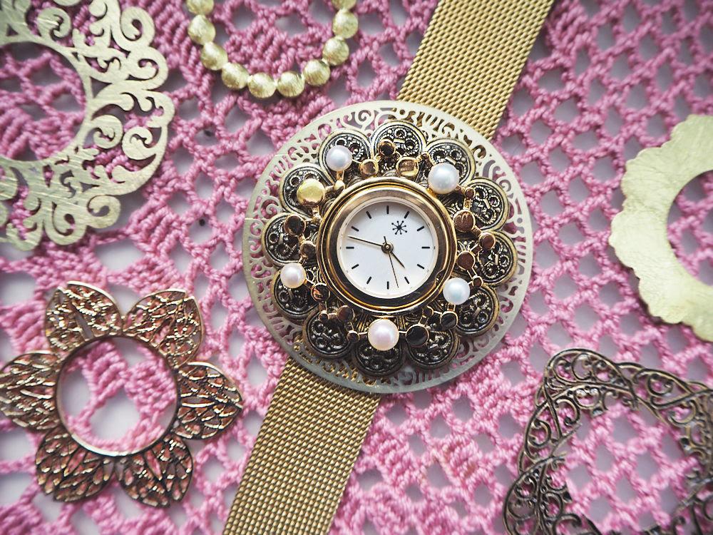 Deja Vu Uhr  Große Größen Plus Size Fashion Blog