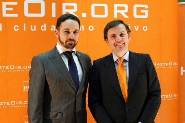 Grandes fortunas y altos ejecutivos españoles financiaron el nacimiento de Vox a partir del grupo ultracatólico Hazte Oír