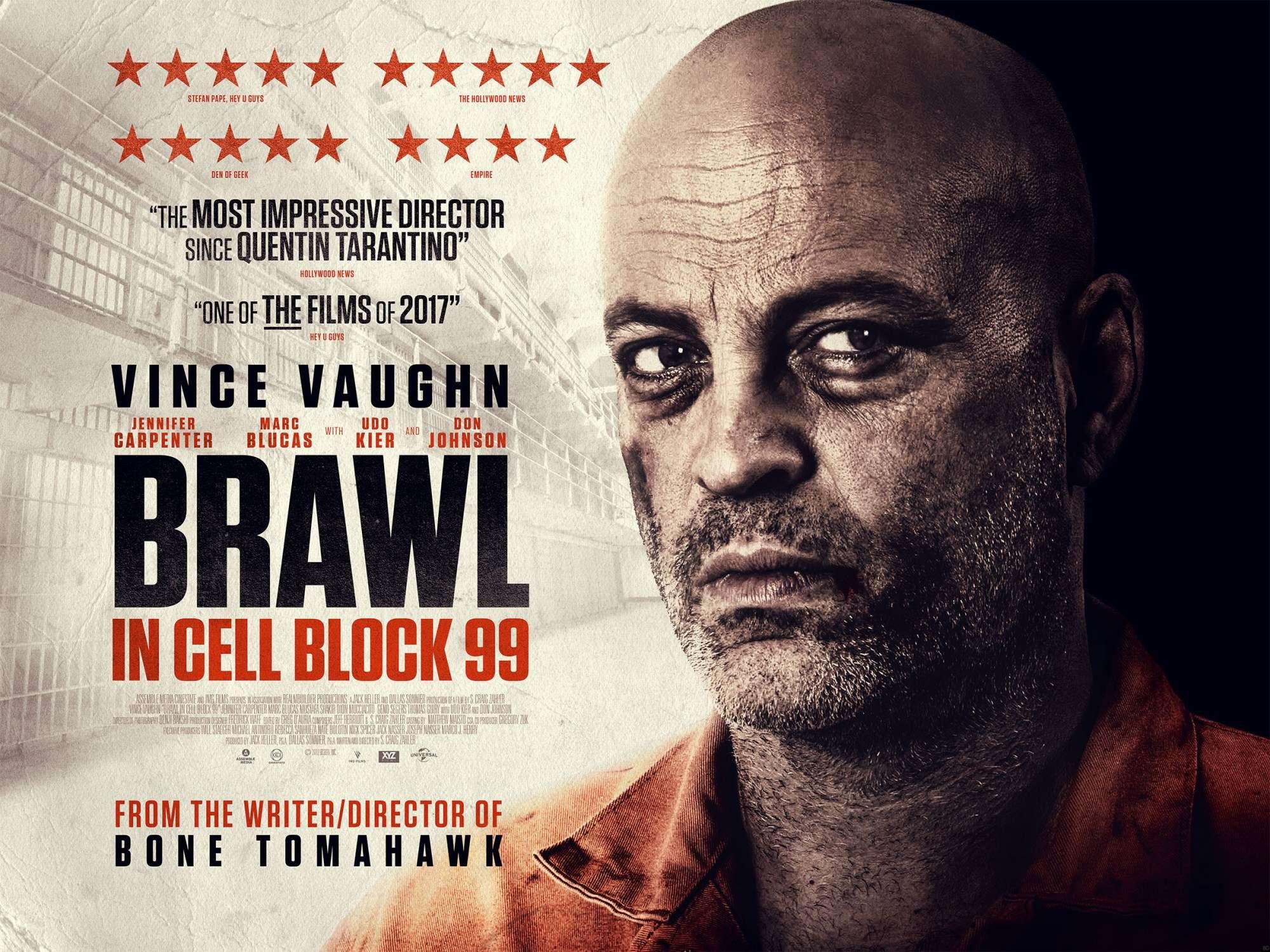 Καυγάς στο μπλοκ 99 (Brawl in Cell Block 99) Quad Poster Πόστερ