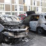 Huit voitures incendiées dans un même quartier de Reims
