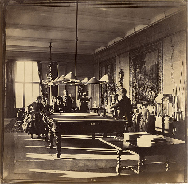 File:Roger Fenton (English - The Billiard Room, Mentmore - Google Art Project.jpg