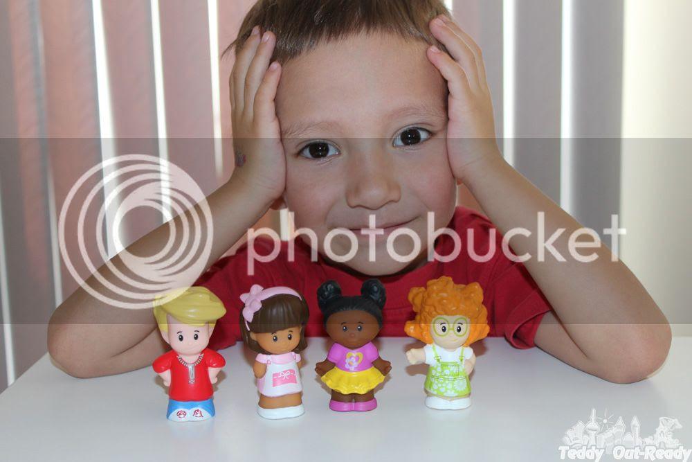 Teddy Little People