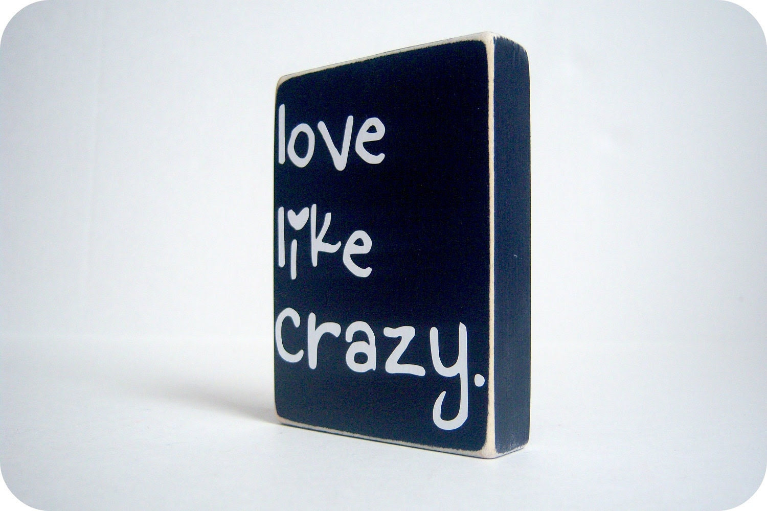 Love Like Crazy Home Decor by bubblewrappd on Etsy