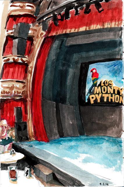 Los Monty Python's