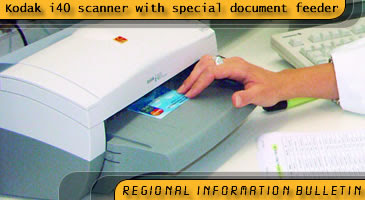 Kodak Document Imaging Eeneme Regional Information Bulletin