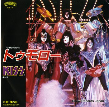 KISS tomorrow