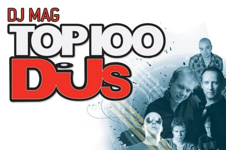 DJ Mag Top 100 DJs 2014 [Live Updated]