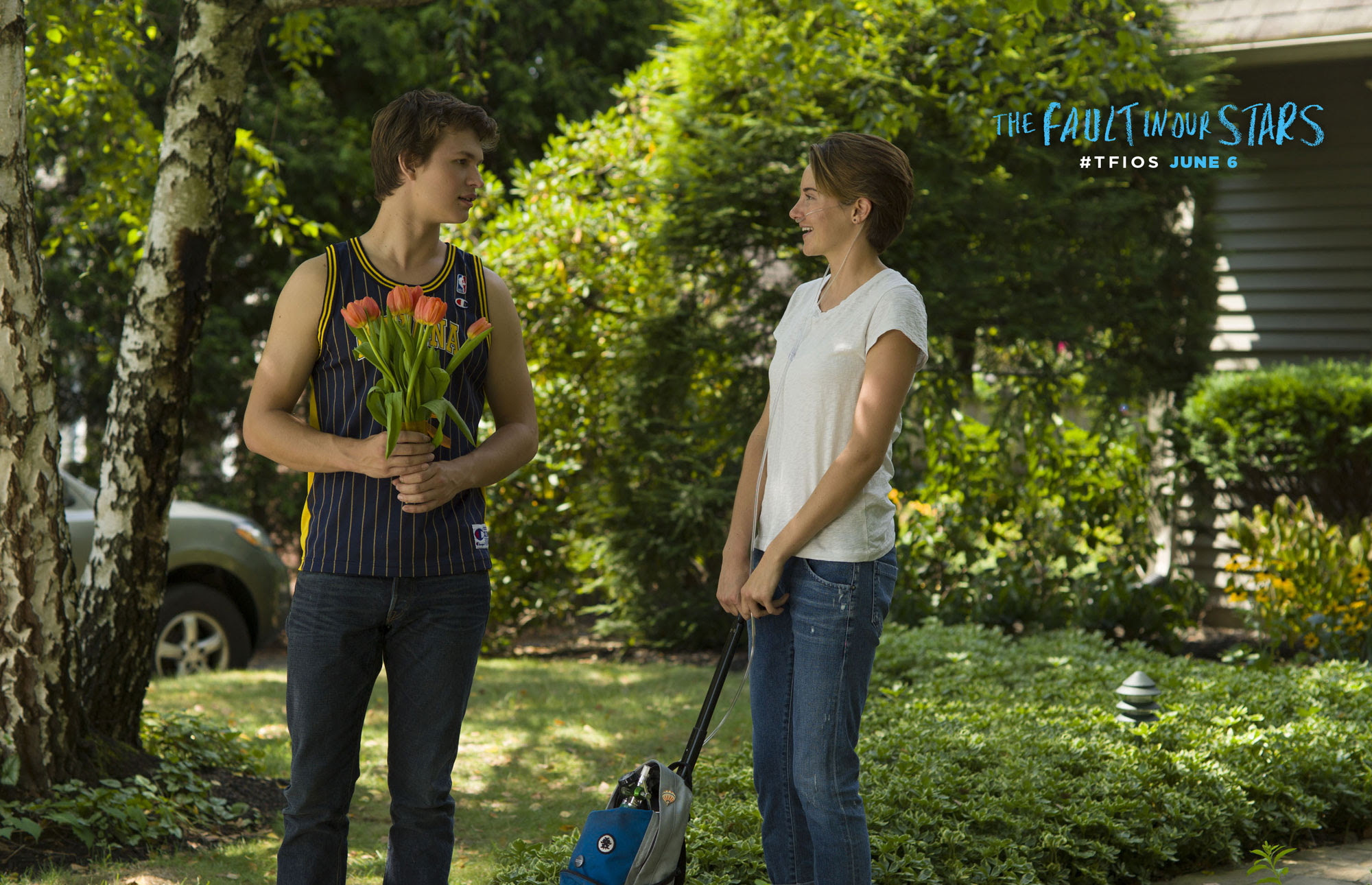 The Fault of Our Stars
