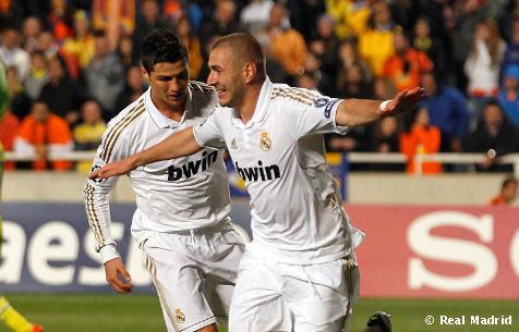 Apoel Nicosia - Real Madrid