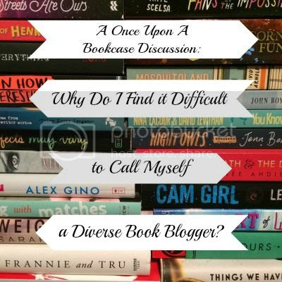 Discussion: Why Do I Find it Difficult to Call Myself a Diverse Book Blogger?
