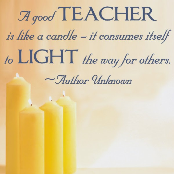 25  Nice Teacher Inspirational Quotes