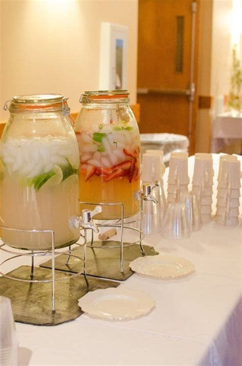 1000  ideas about Drink Station Wedding on Pinterest