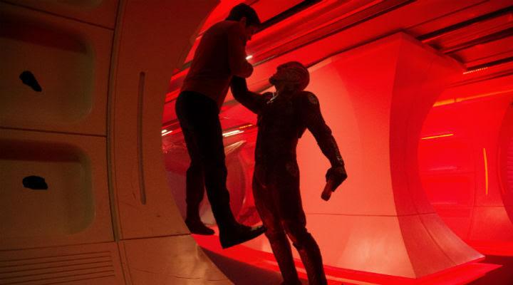 Primera imagen de Idris Elba en Star Trek Más Allá