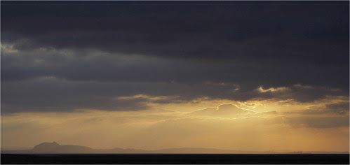Over the Sea by Mike Bolam
