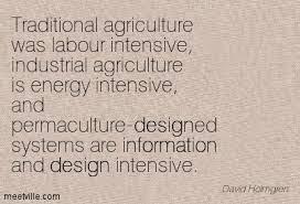 Permculture Information and Design