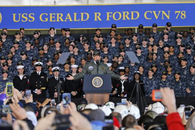 Donald Trump a déclaré avoir une confiance «totale»... (PHOTO AP)