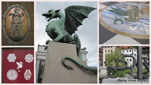 Ljubljana-dragons