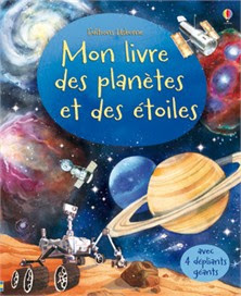 Mon livres des planètes et des étoiles