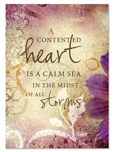 Image result for quotes about contentment