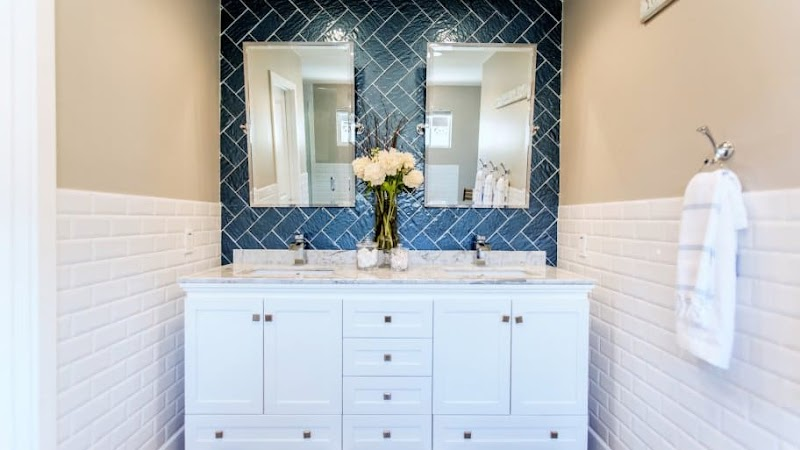 Trends For Bathroom Cabinets White Photos