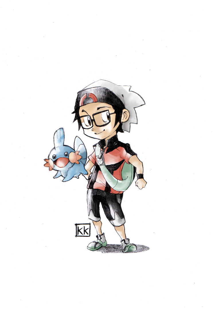 Pokemon Omega RubyAlpha Sapphire by BlackCrow06 on DeviantArt