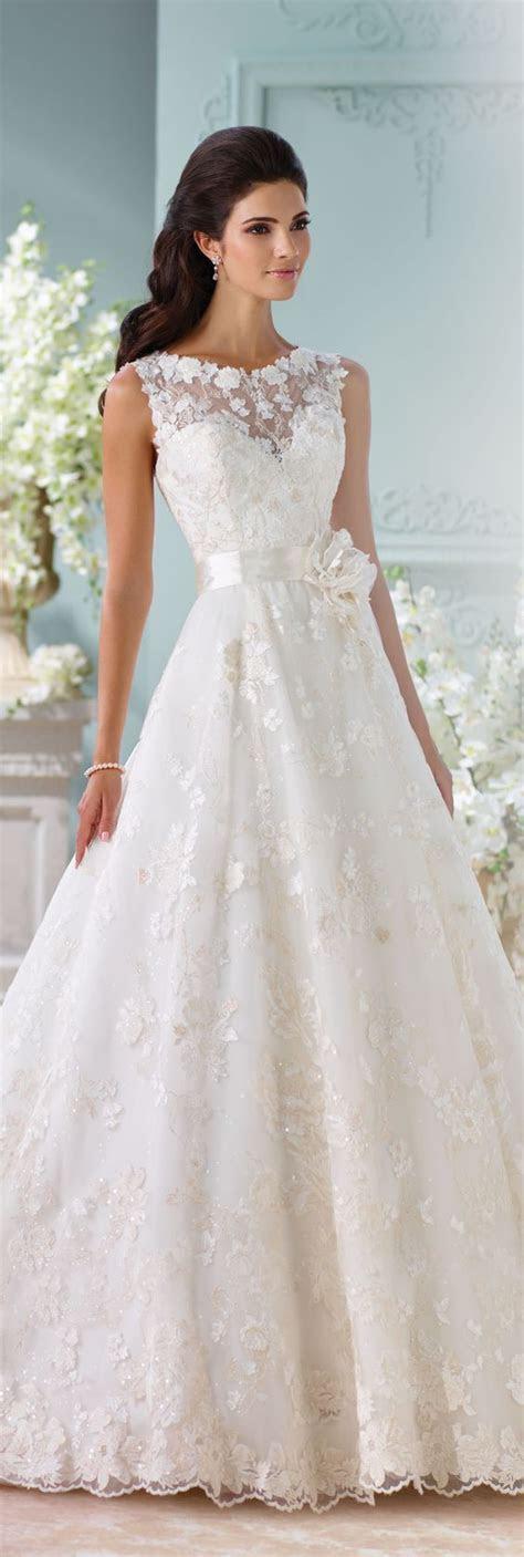 David Tutera Wedding Dresses   116218   Kyra   Wedding