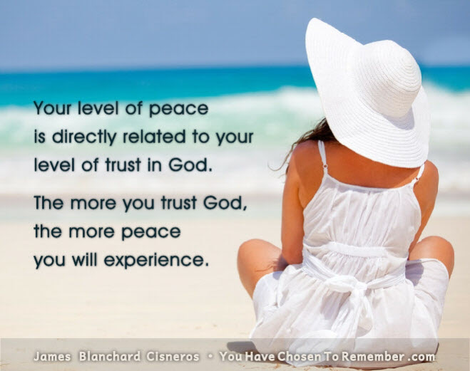 Inspirational Quotes About Peace
