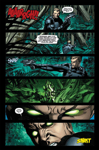 WOLVERINE: WEAPON X #3 page 3
