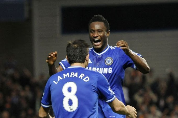 """""""I Want To Be Lampard's Assistant"""" – Mikel Obi"""