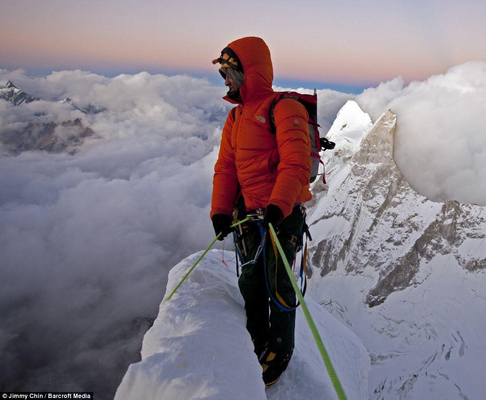 Mount Meru, India
